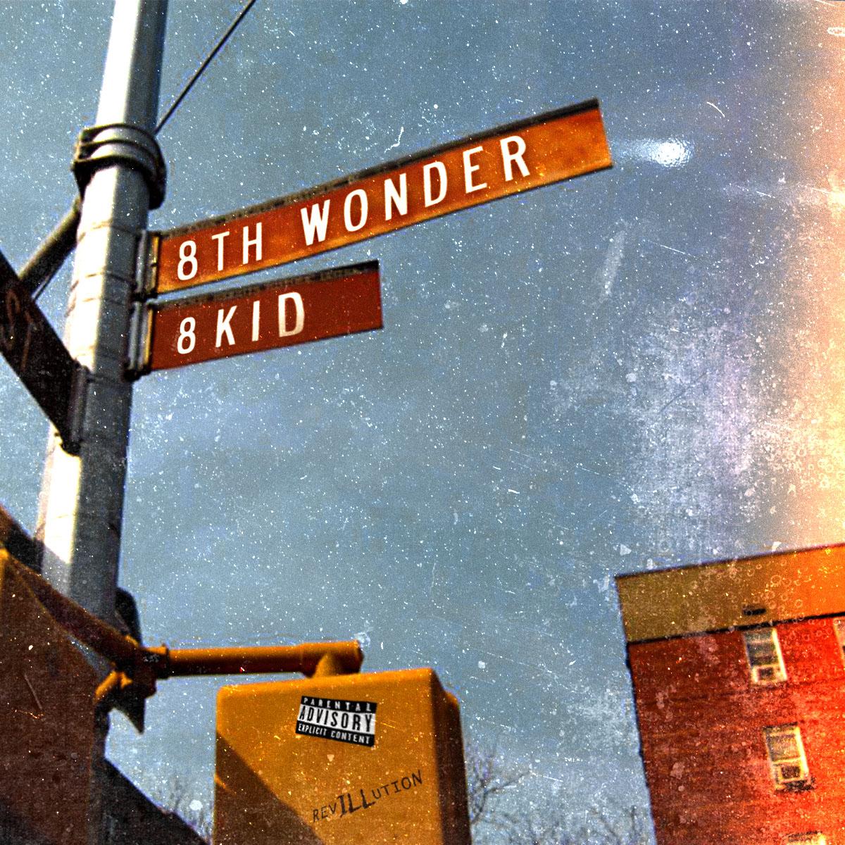 8KID - 8TH WONDER