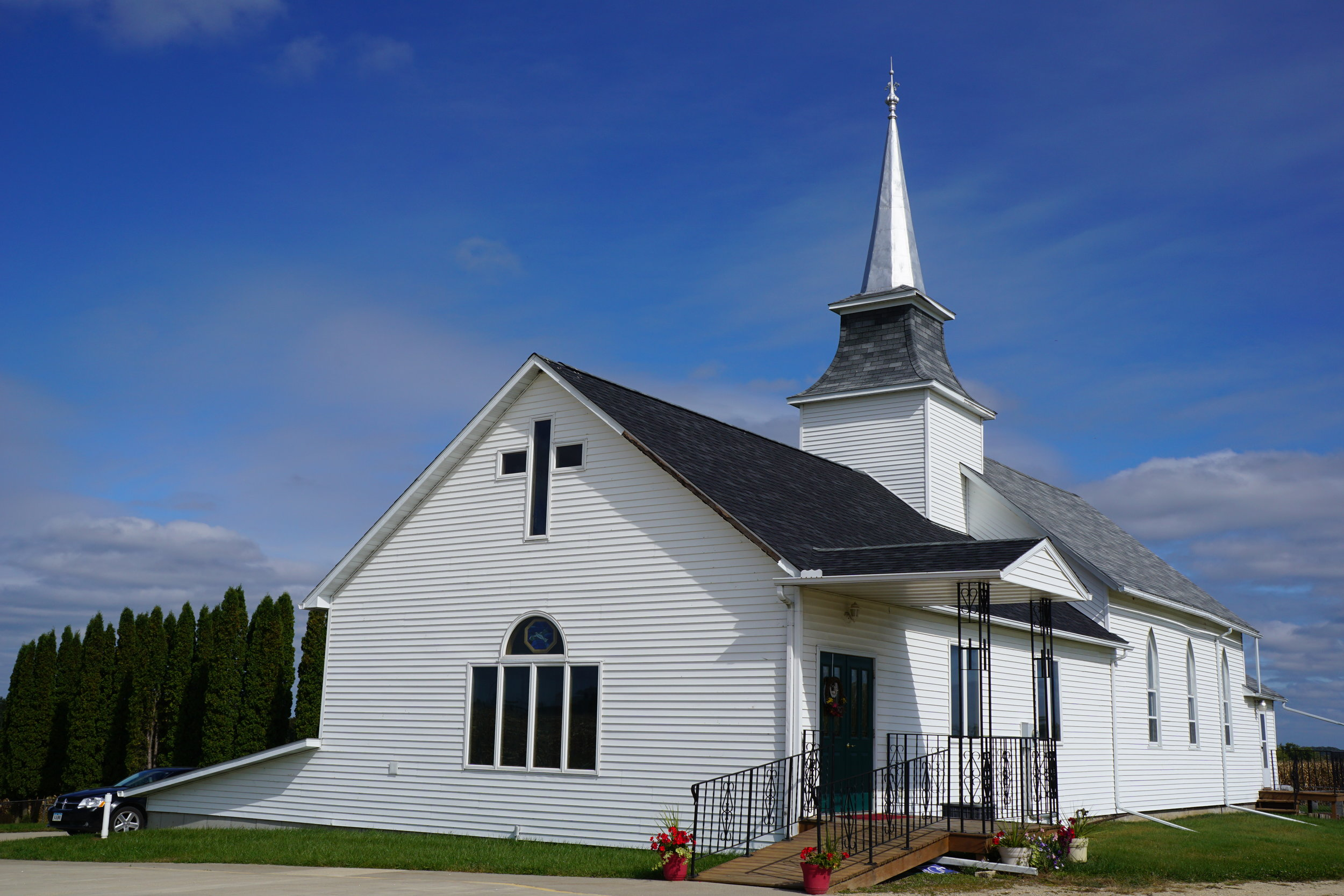 Worship with us the Sunday - 10:30 a. m.