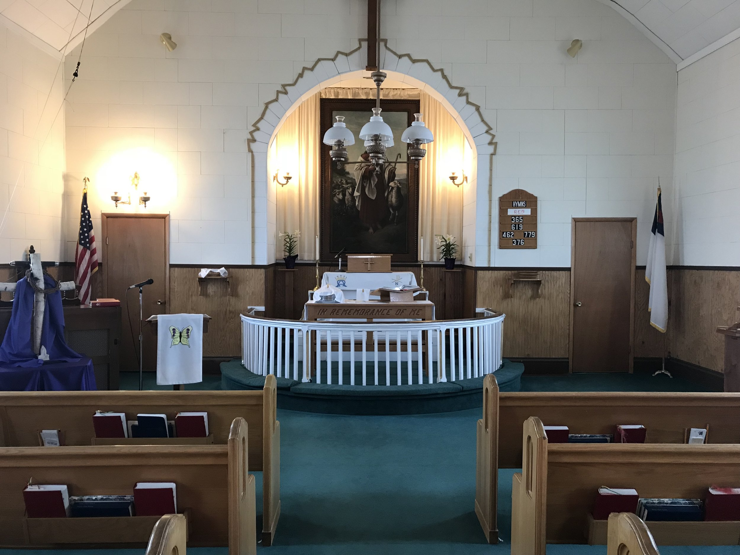 Easter Sunday - 2018 First Lutheran