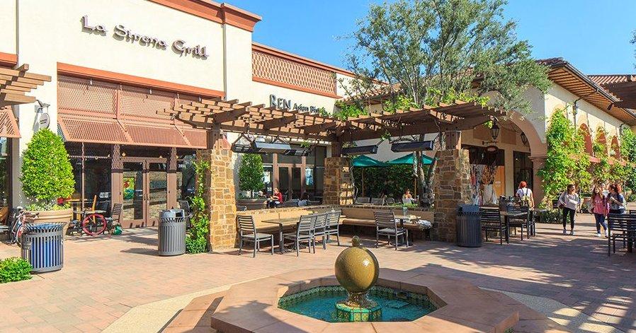 Orchard Hills Shopping Center, 3927 Portola Parkway,Irvine , CA  92602