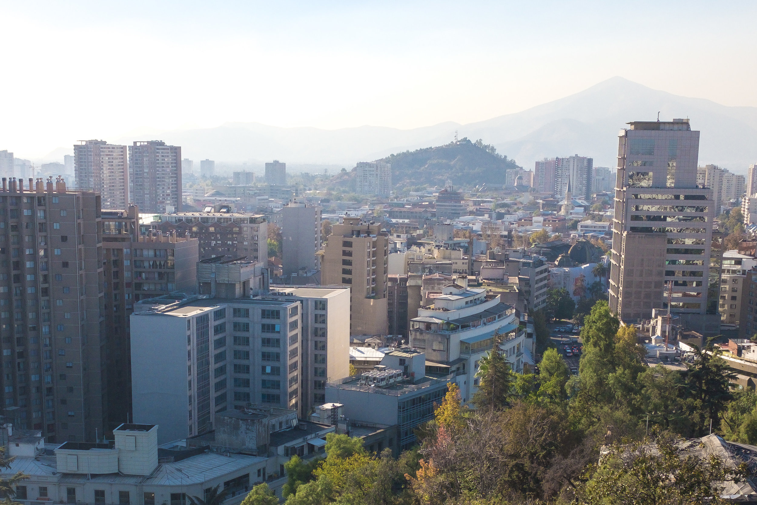 R&R guide to Santiago - May 29th, 2017
