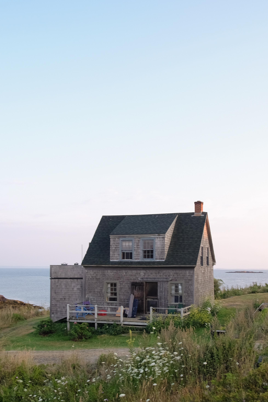 monhegan cottage