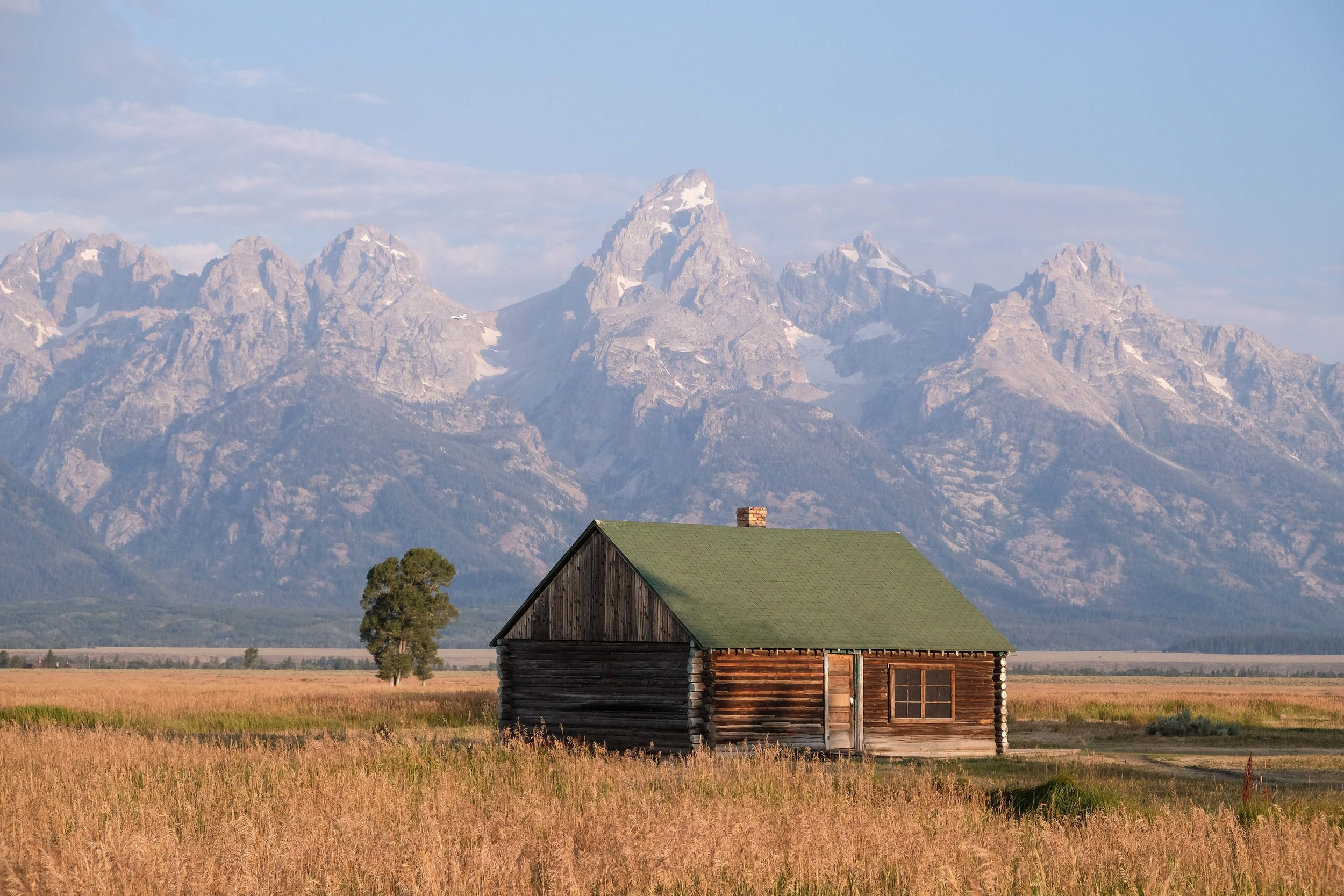 Forever West: A Week in jackson hole - September 6th, 2017