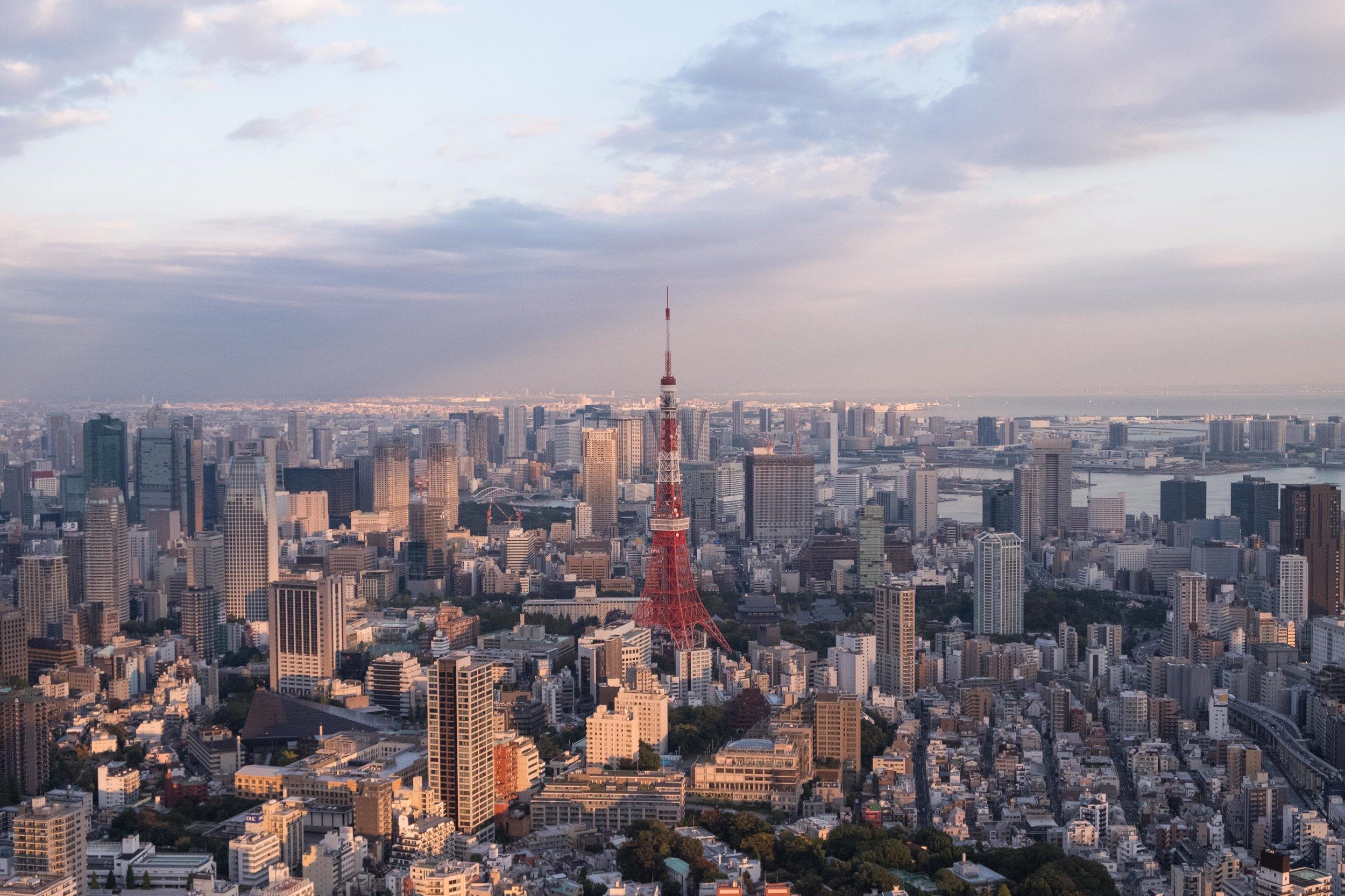 tokyo week 4: Minions, Mullets, and Mind-blowing sushi - November 3rd, 2017