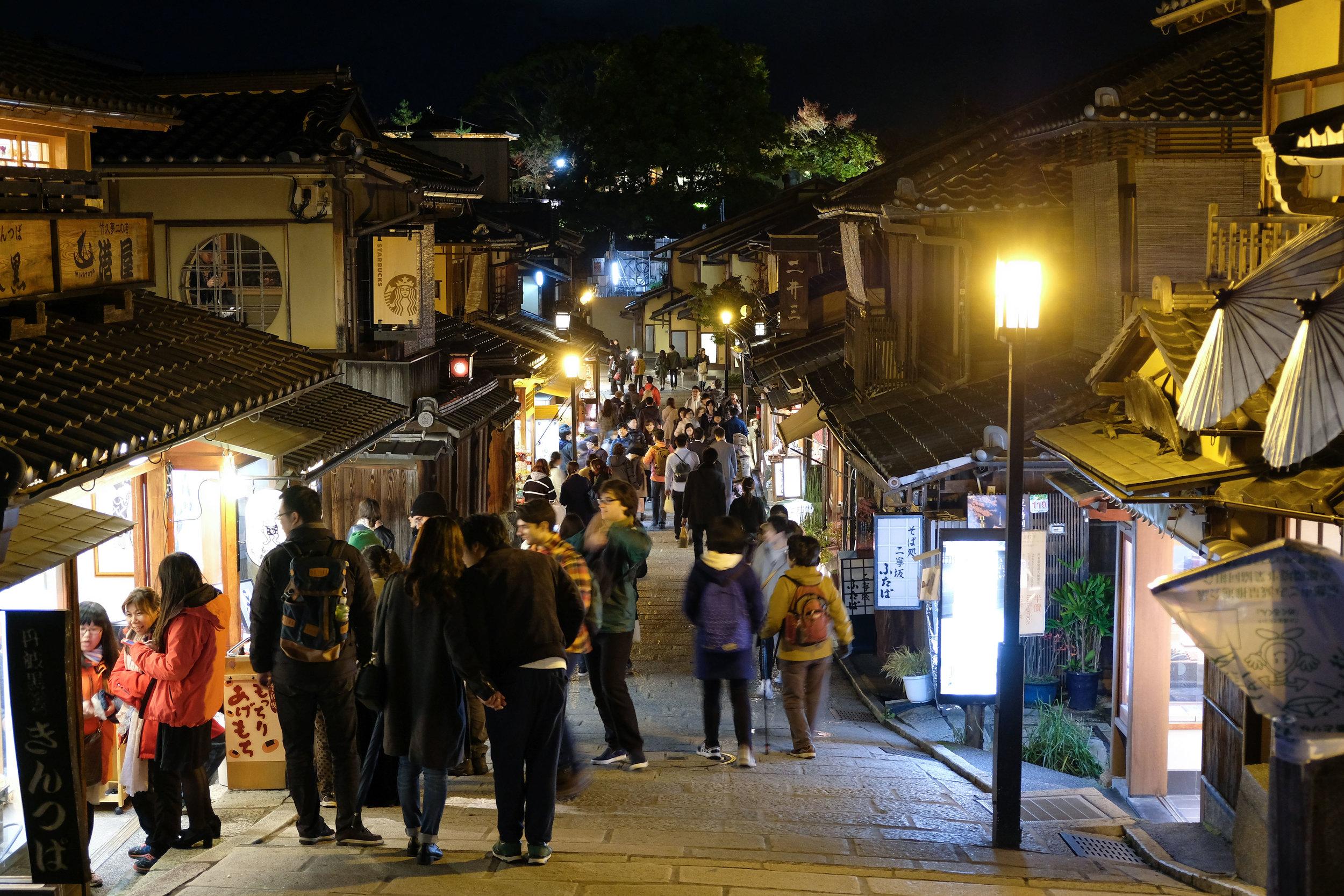 japan week 7: Photo Shoots, Face Masks, and too many temples - November 25th, 2017