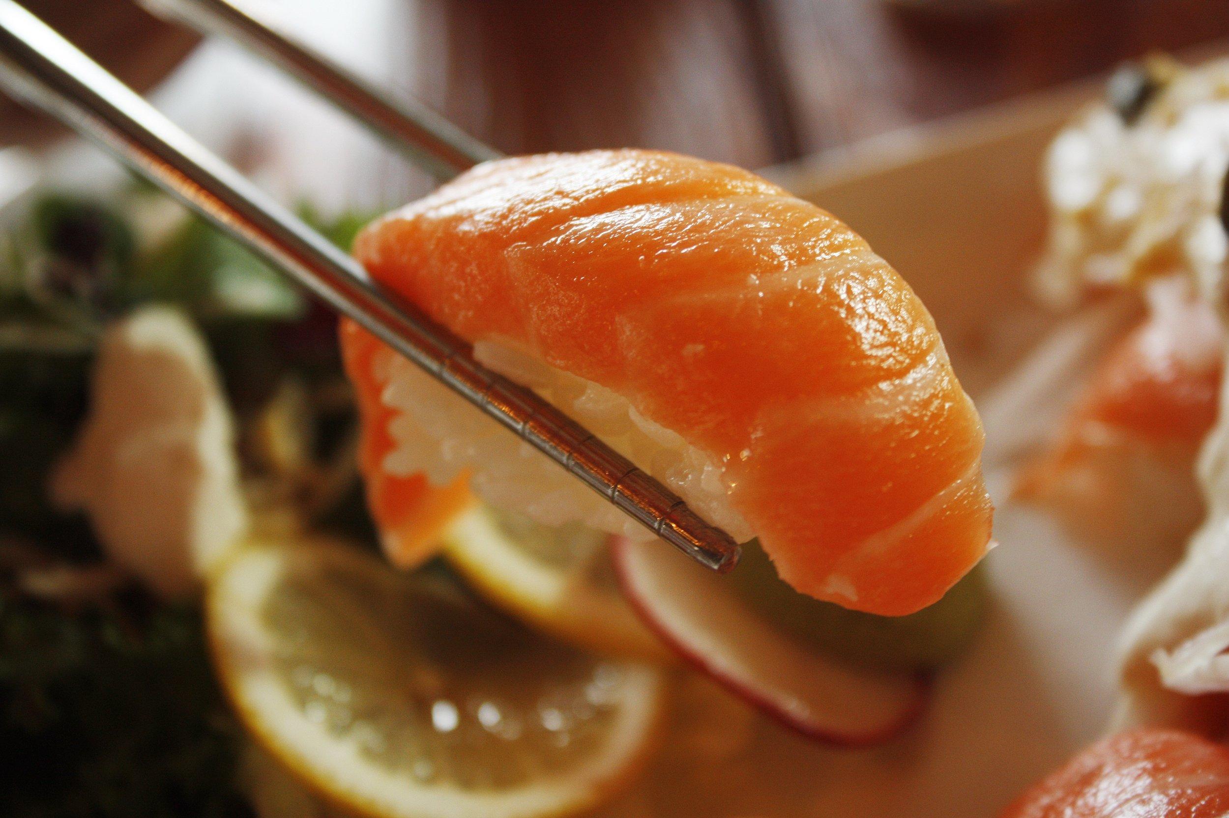 Sushi Latest Restless Roving