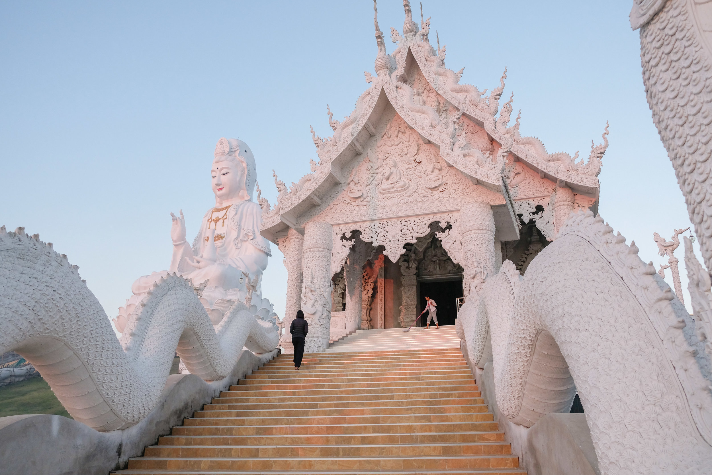 Chiang Rai: more than just the white temple - March 28th, 2018