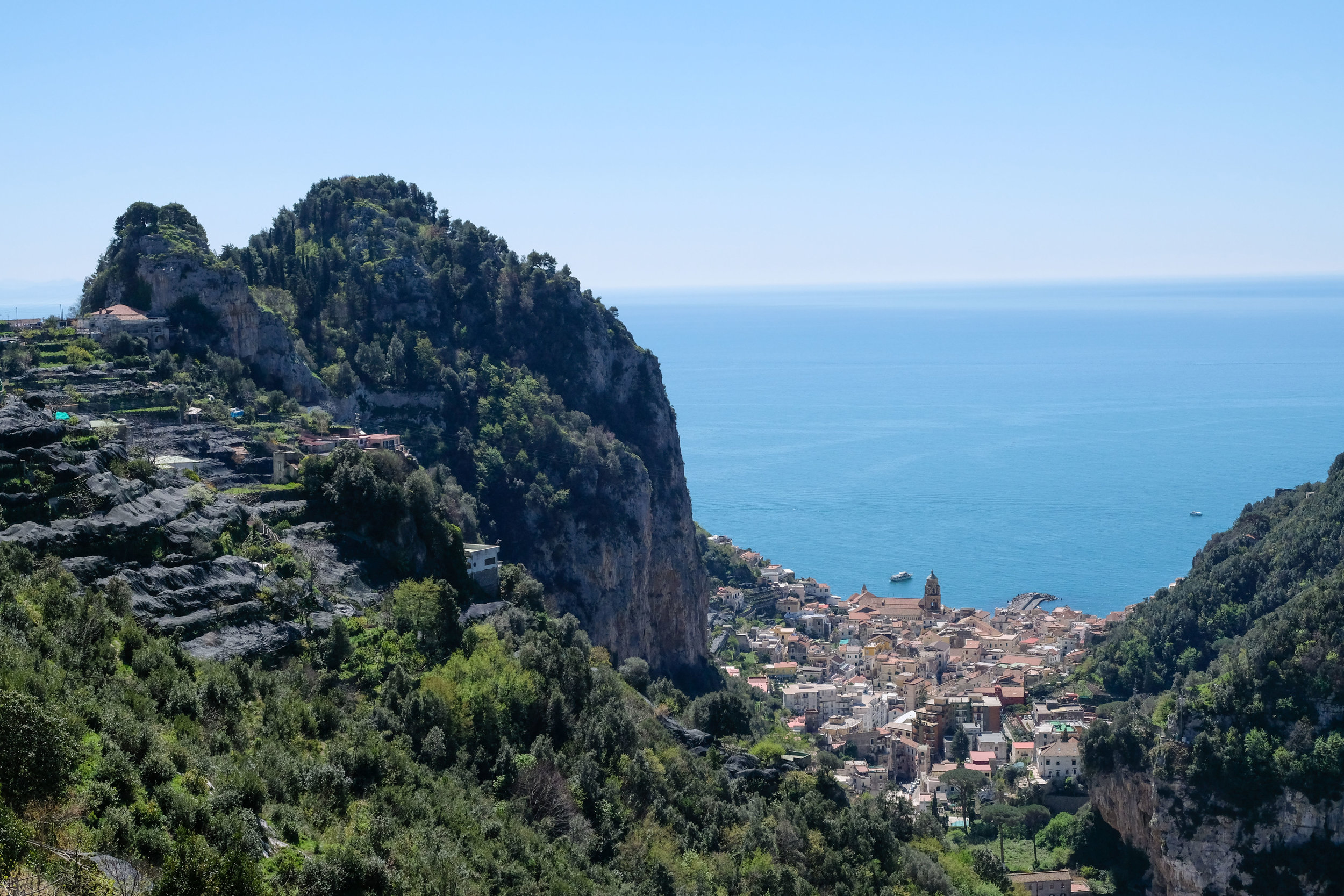 Don't miss this amazing amalfi coast hike - May 24th, 2018