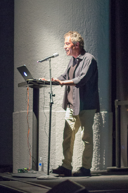 Michael Naimark talking