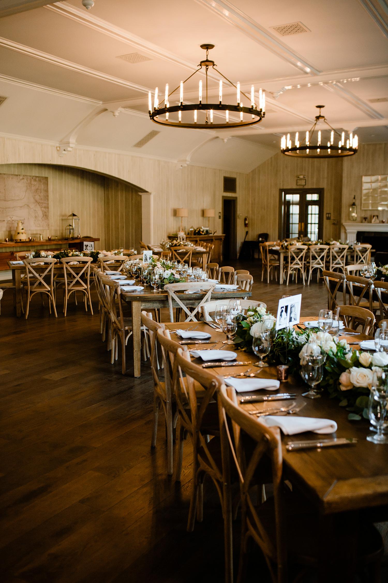Alla and Ben Dining Room The Lodge at Malibou Lake Wedding.jpg