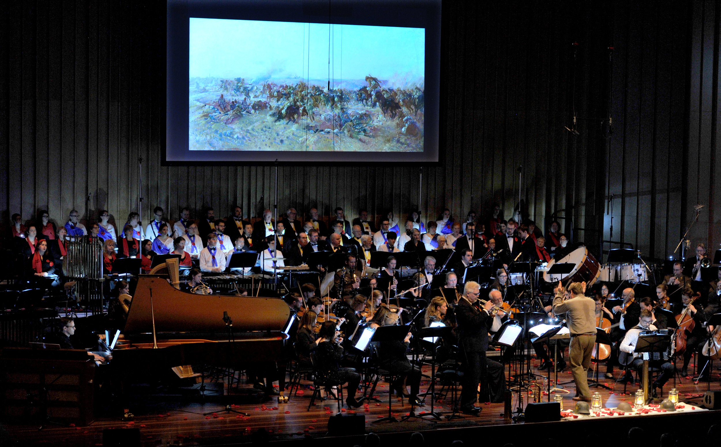 The Diggers Requiem premieres in Canberra October 6 2018