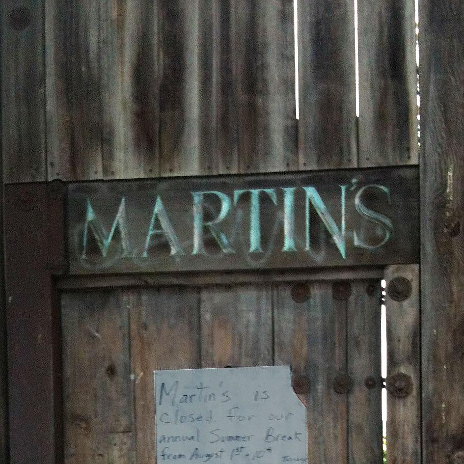 Martins House of Hospitality    225 Potrero Ave   map    Thursday, 10 - Noon