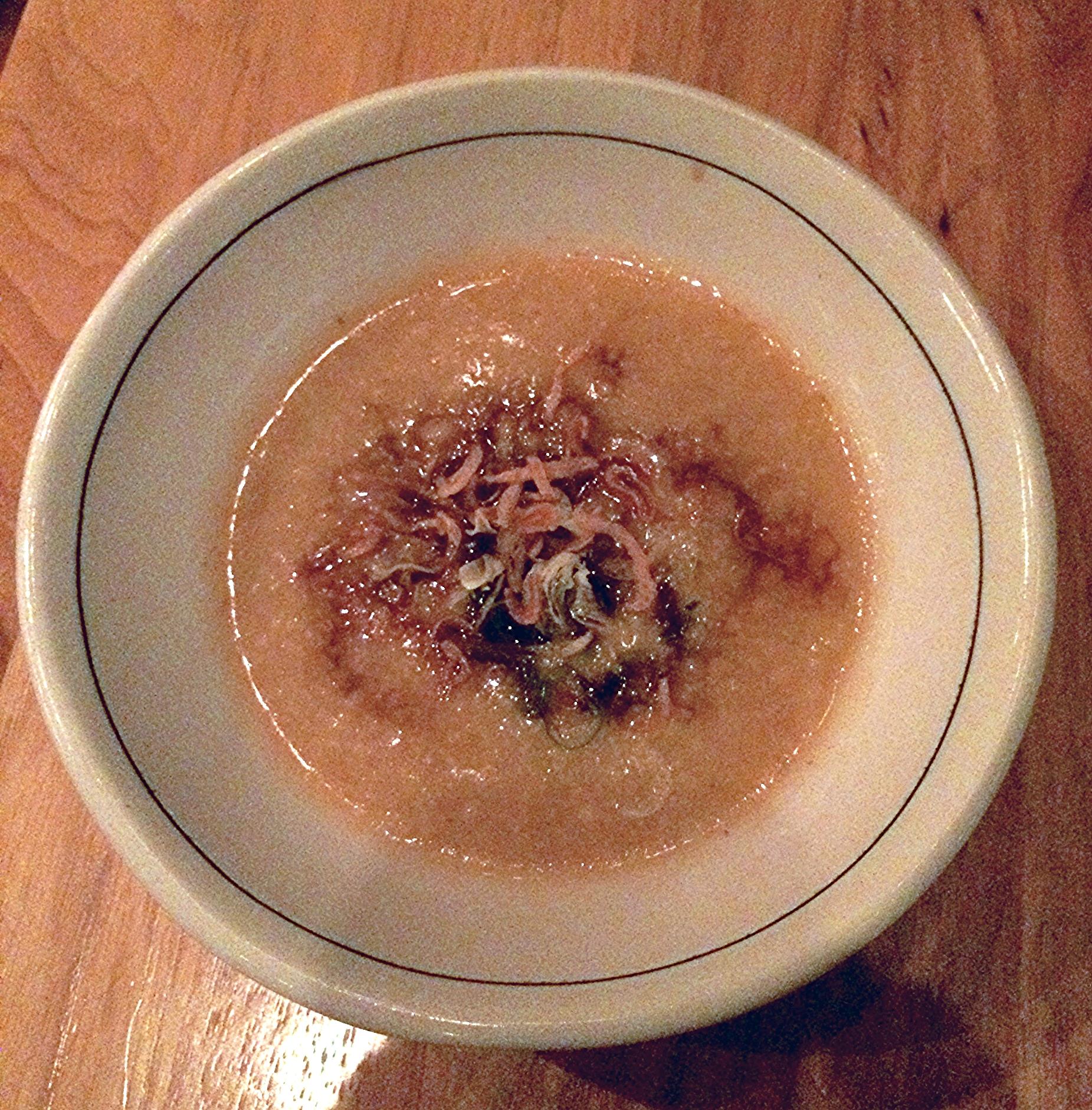 broken rice congee porridge