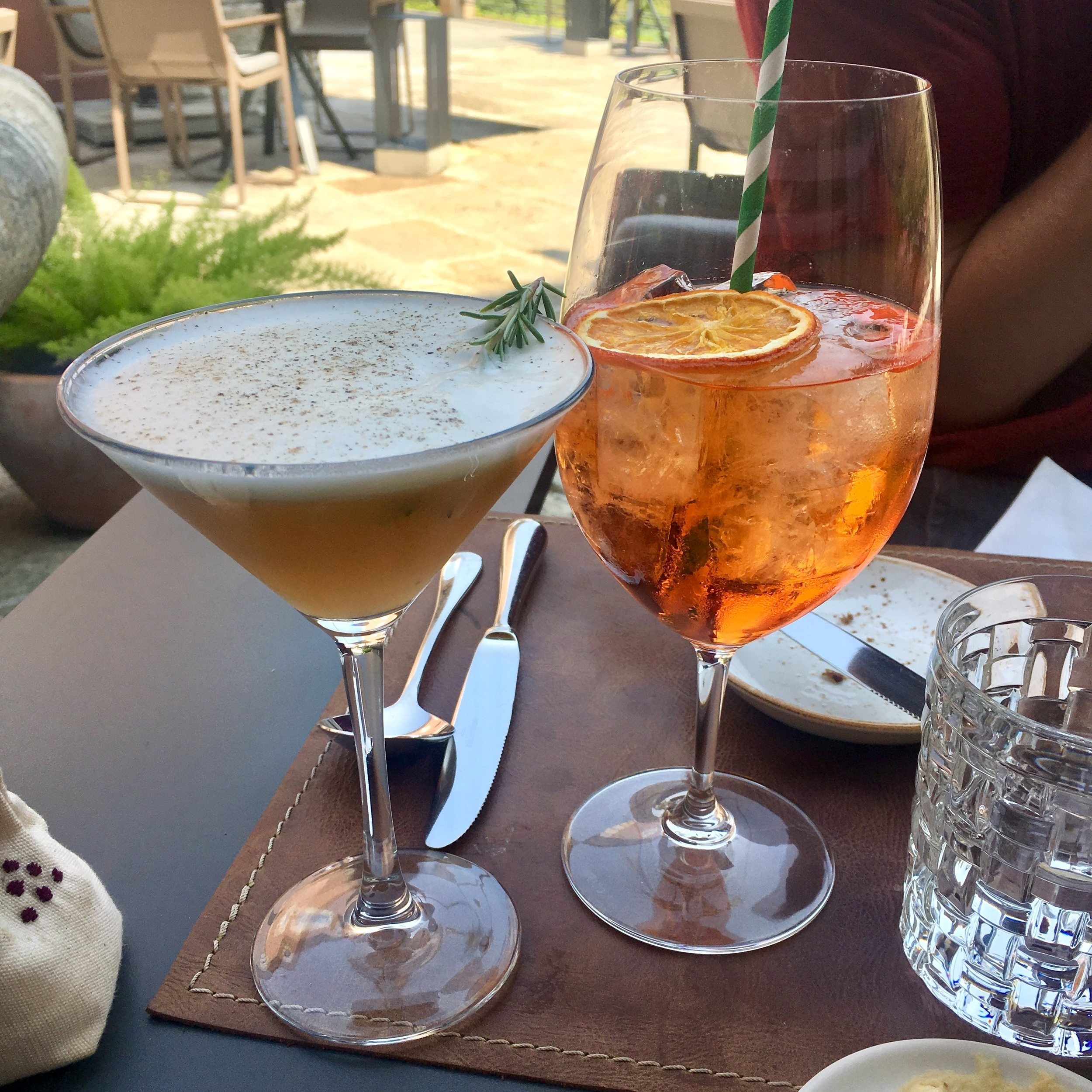 housemade cocktails