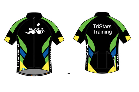 Cycling Jersey $75 + Tax - Made from tech fabric for superior comfort and wicking. Three rear pockets. Concealed full zip front.No annoying label tags at the neck.Sizing Chart NOTE:Women - order one size larger than you would normally wear.