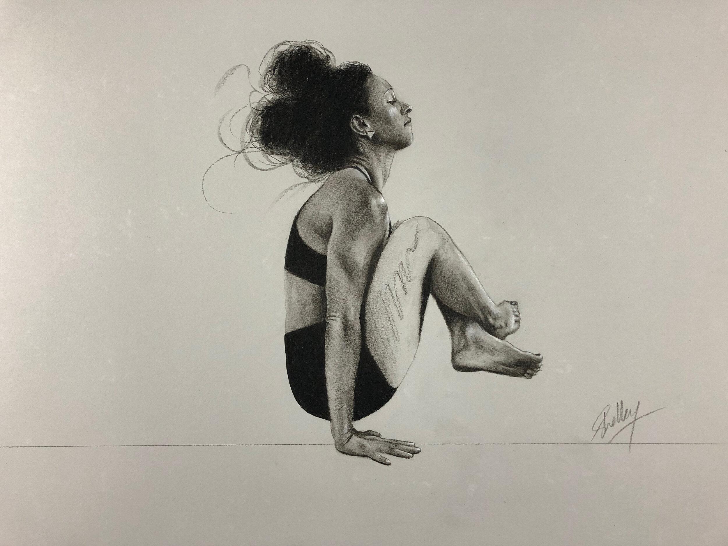 Lolasana by  Shelley Zentner