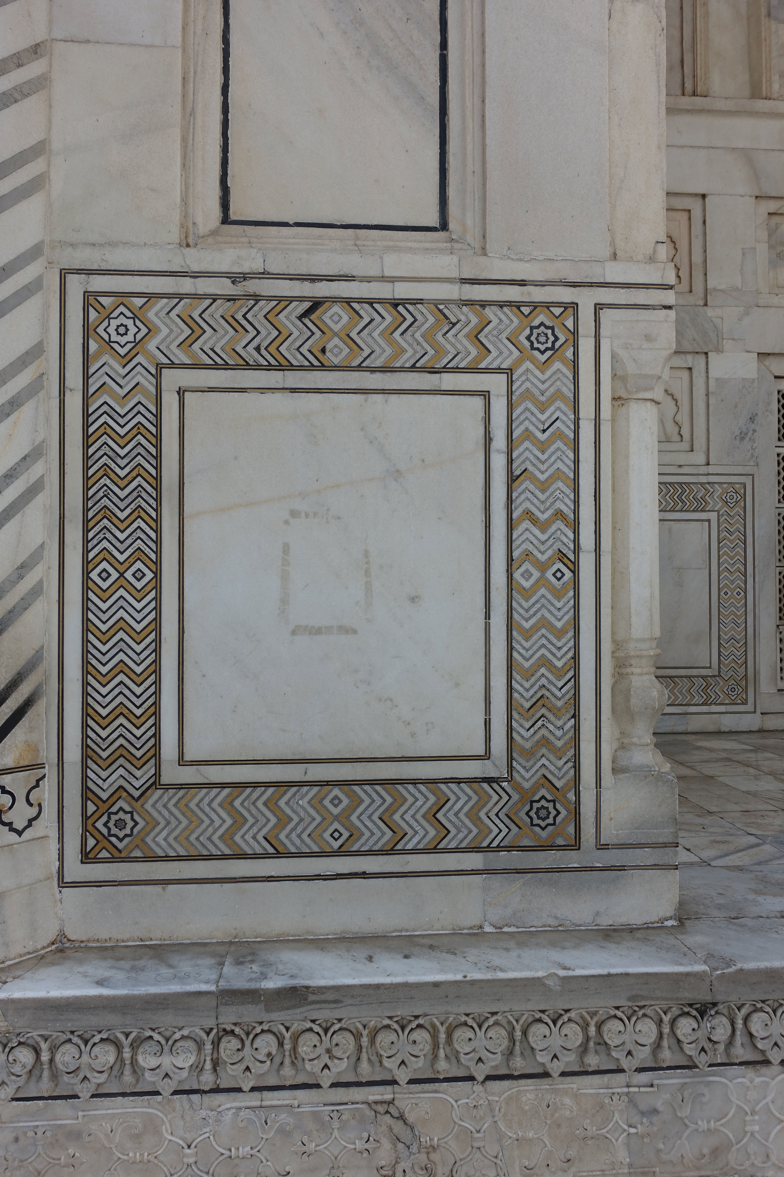 details of the building
