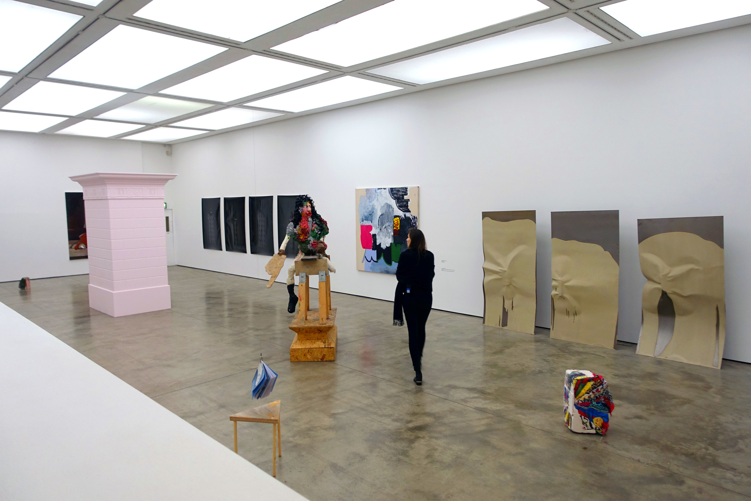 ICA London : Bloomberg New Contemporaries 2015