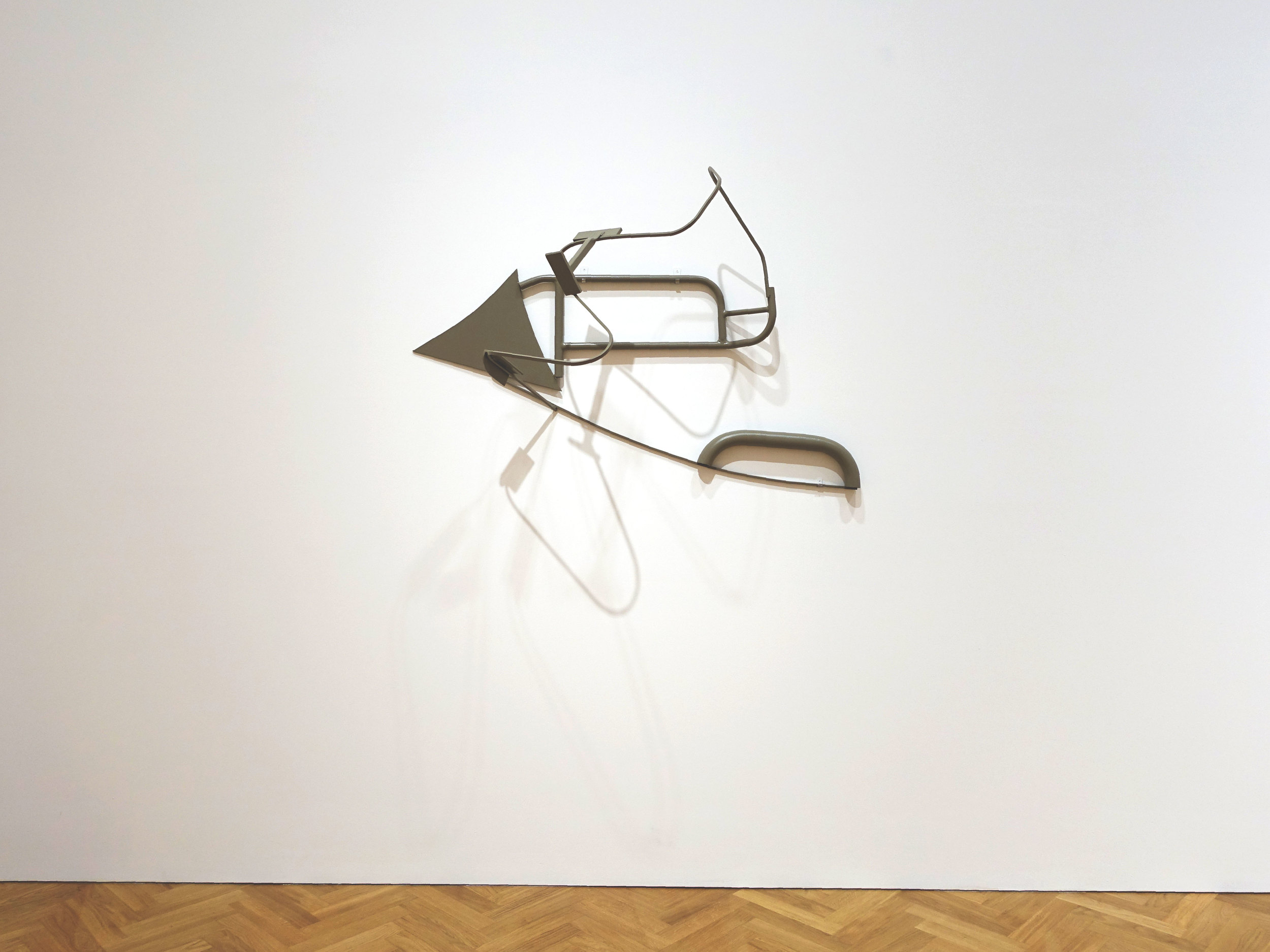 Anthony Caro at Pace London
