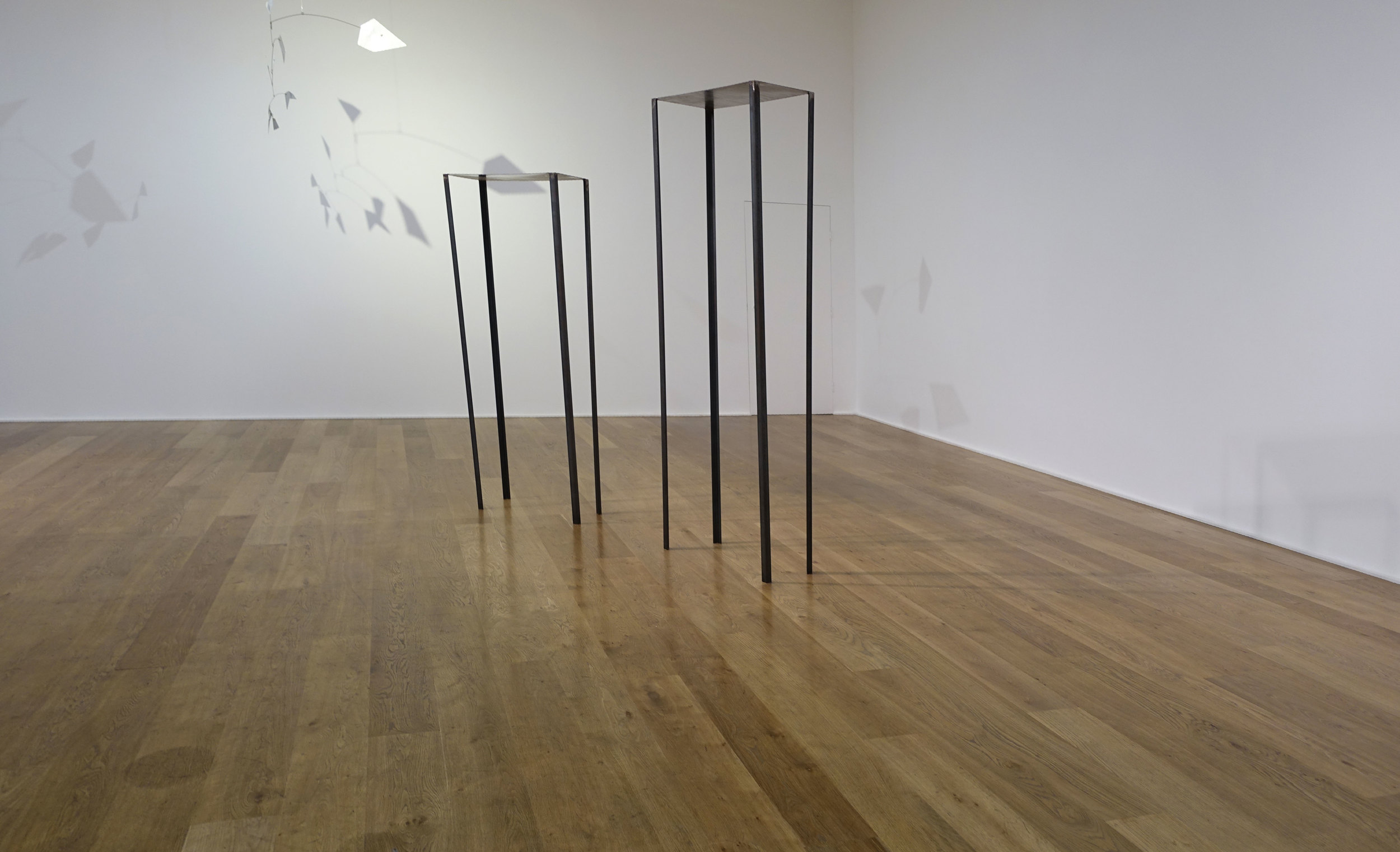 Calder and Bourgeois at Hauser & Wirth London