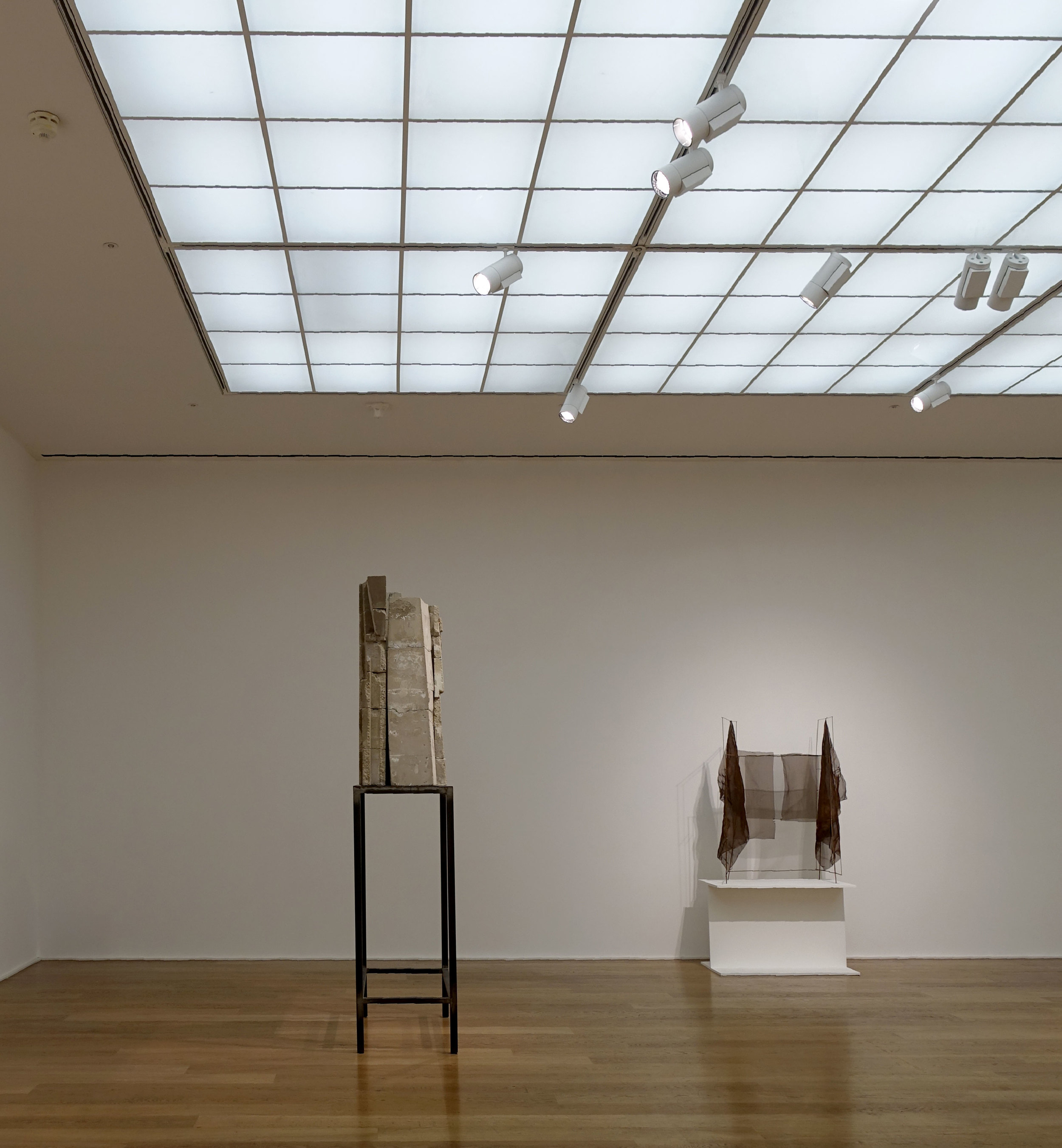 Genzken and Fausto Melotti at Hauser and Wirth in London