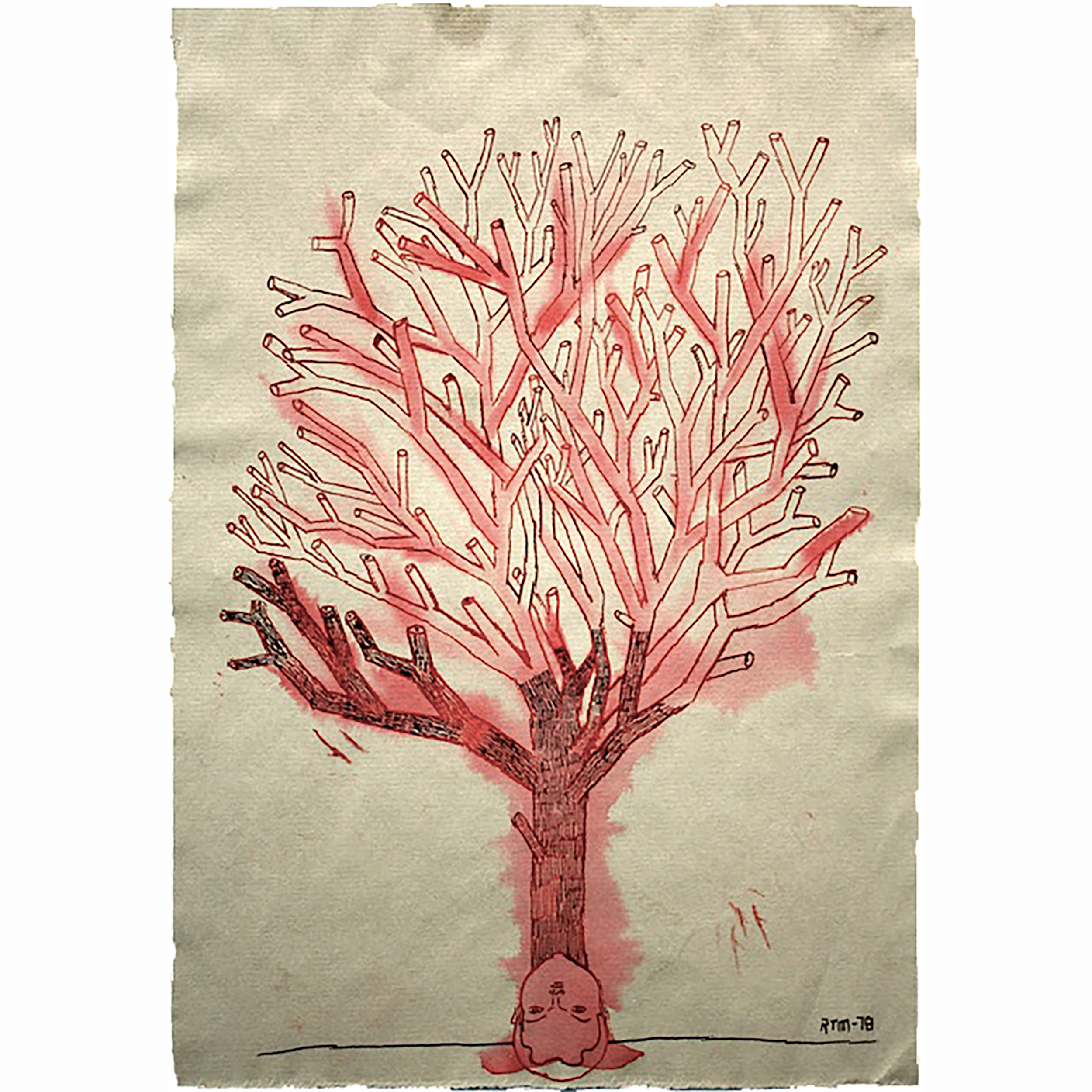 Red Rhizome, n/d (dated 78)