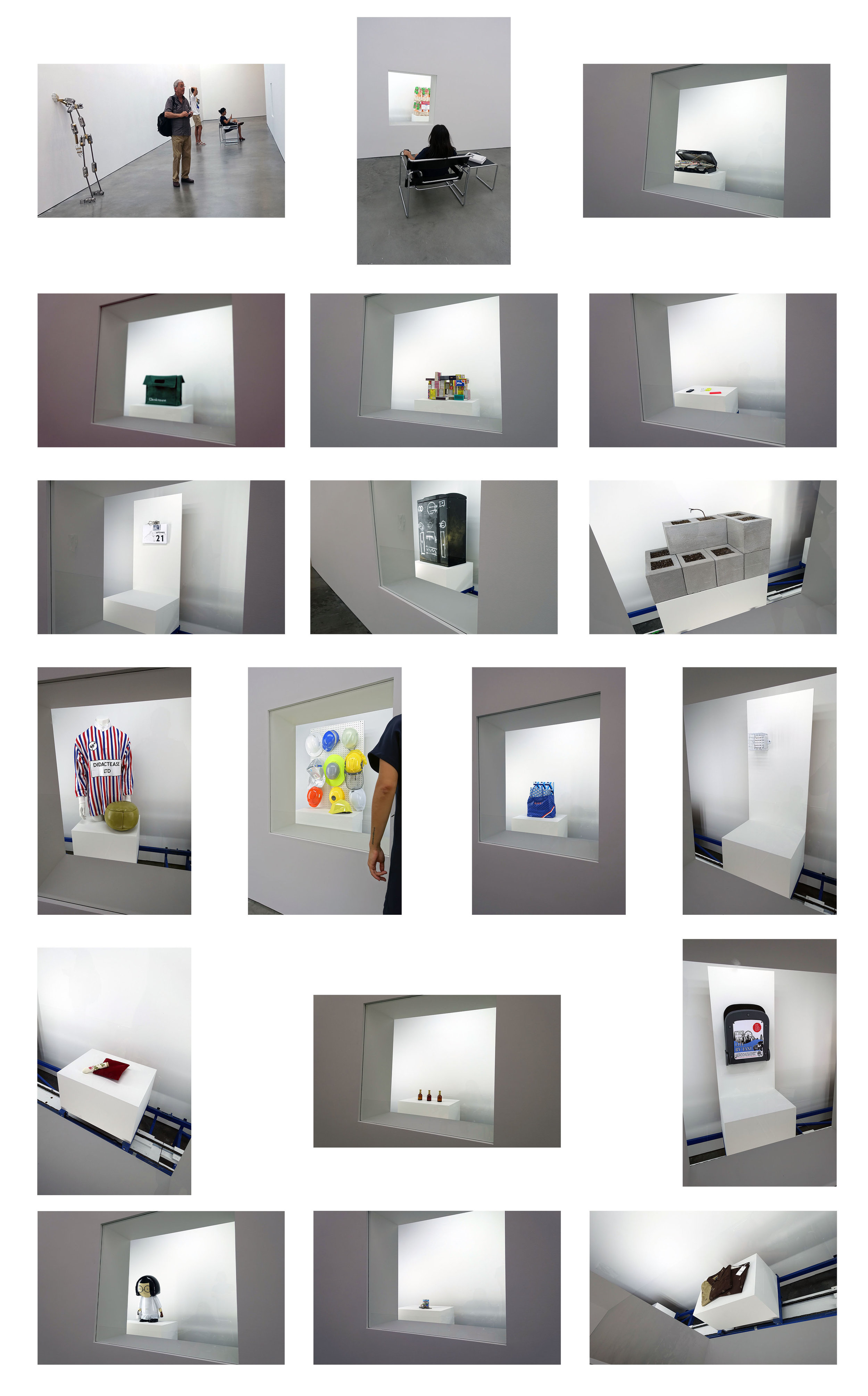 Ryan Gande r @  Lisson Gallery , 504 West 24th Street, NY, NY