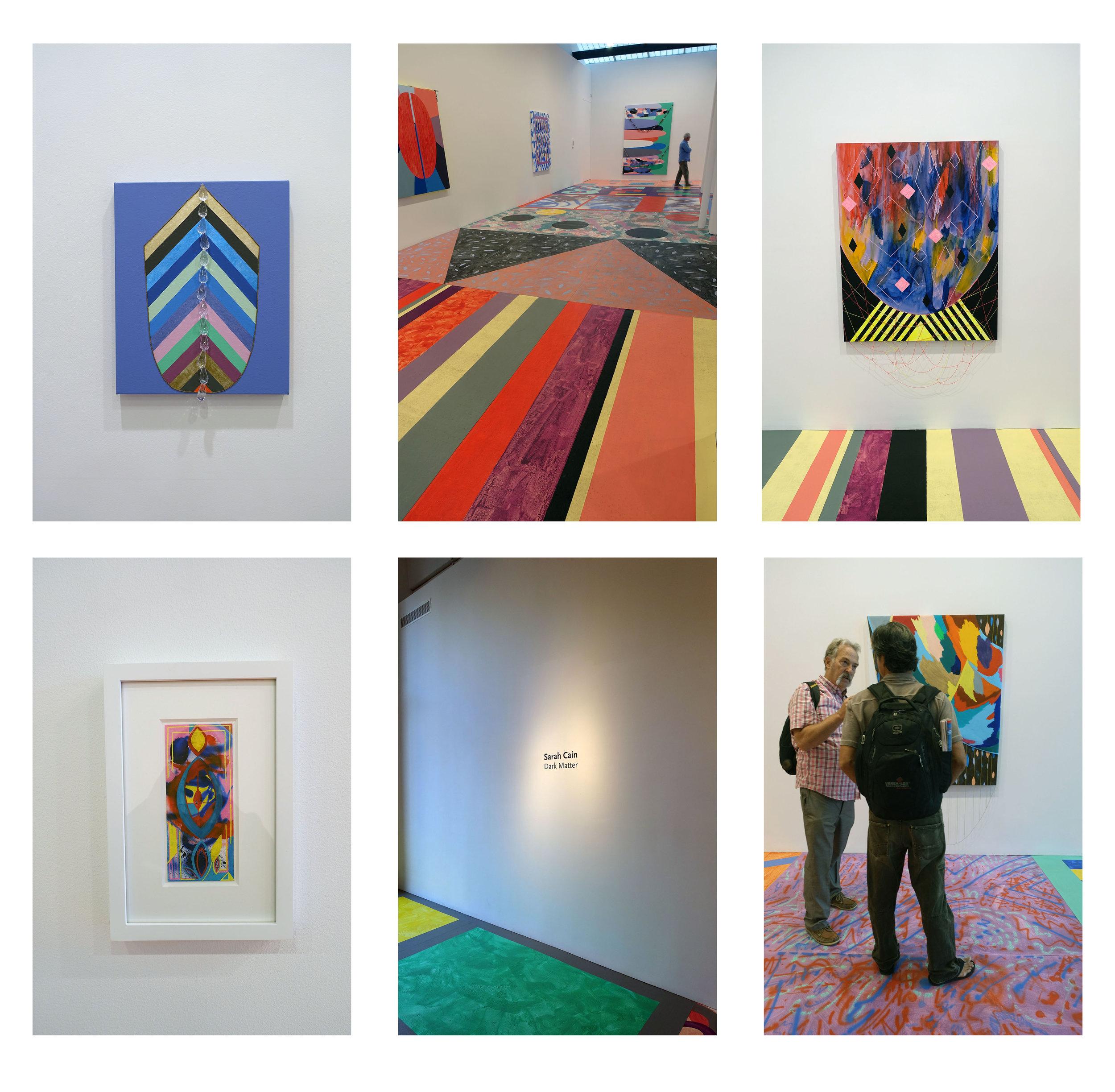 Sarah Cain  @ Galerie Lelong , 528 West 26th Street, NY, NY