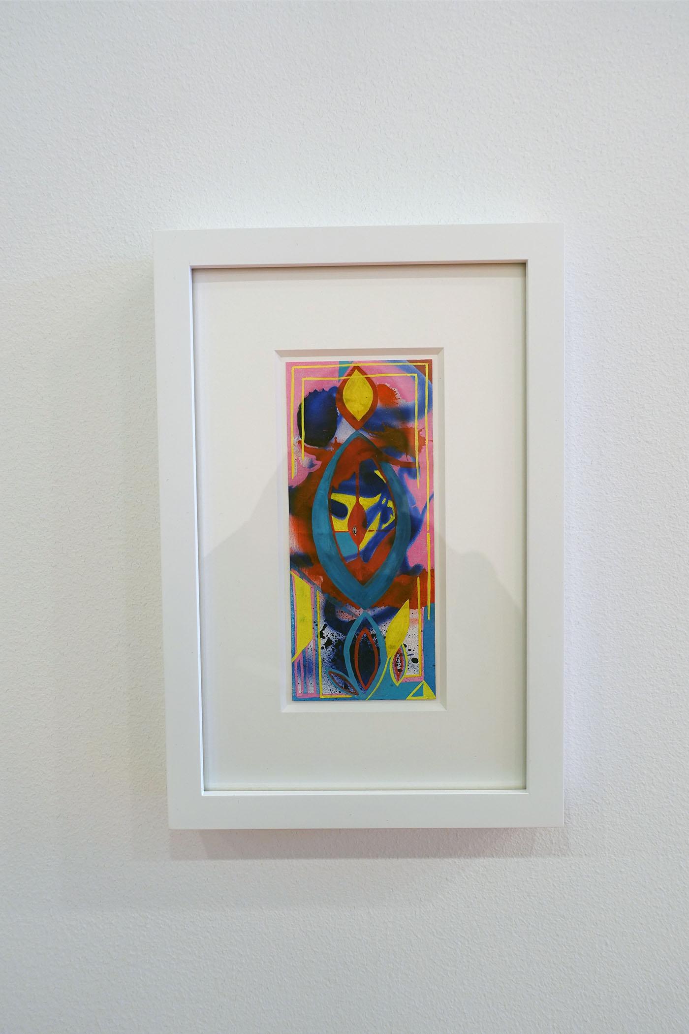 Sarah Cain   @ Galerie Lelong,  528 West 26th Street, NY, NY