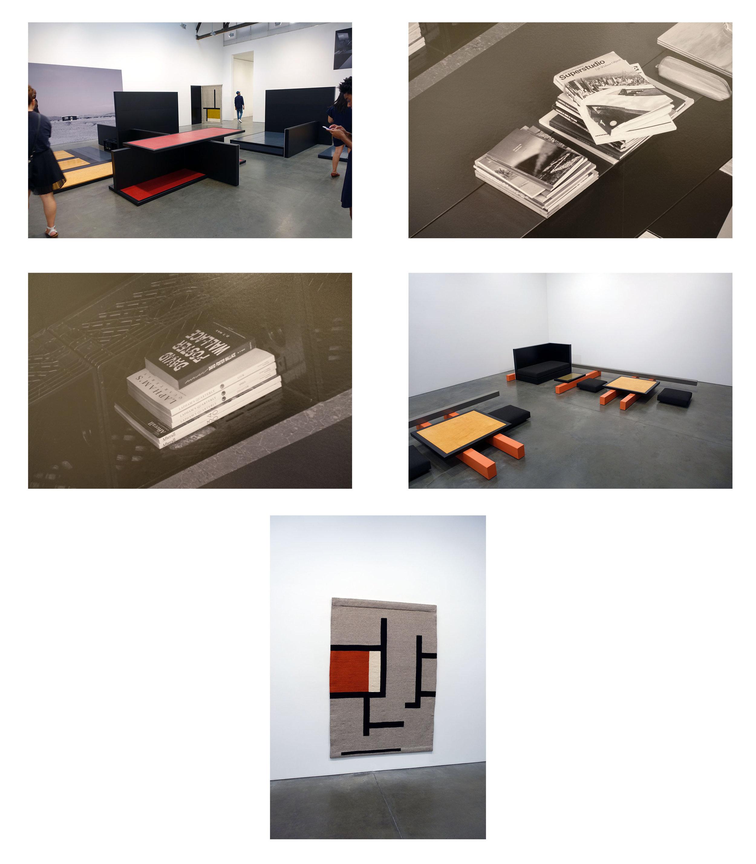 Andrea Zitte l @  Andrea Rosen Gallery , 525 West 24th Street, NY, NY