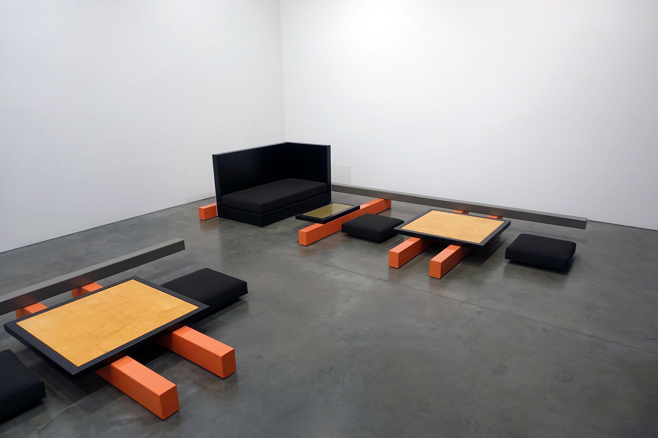 Andrea Zittel  @  Andrea Rosen Gallery , 525 West 24th Street, NY, NY