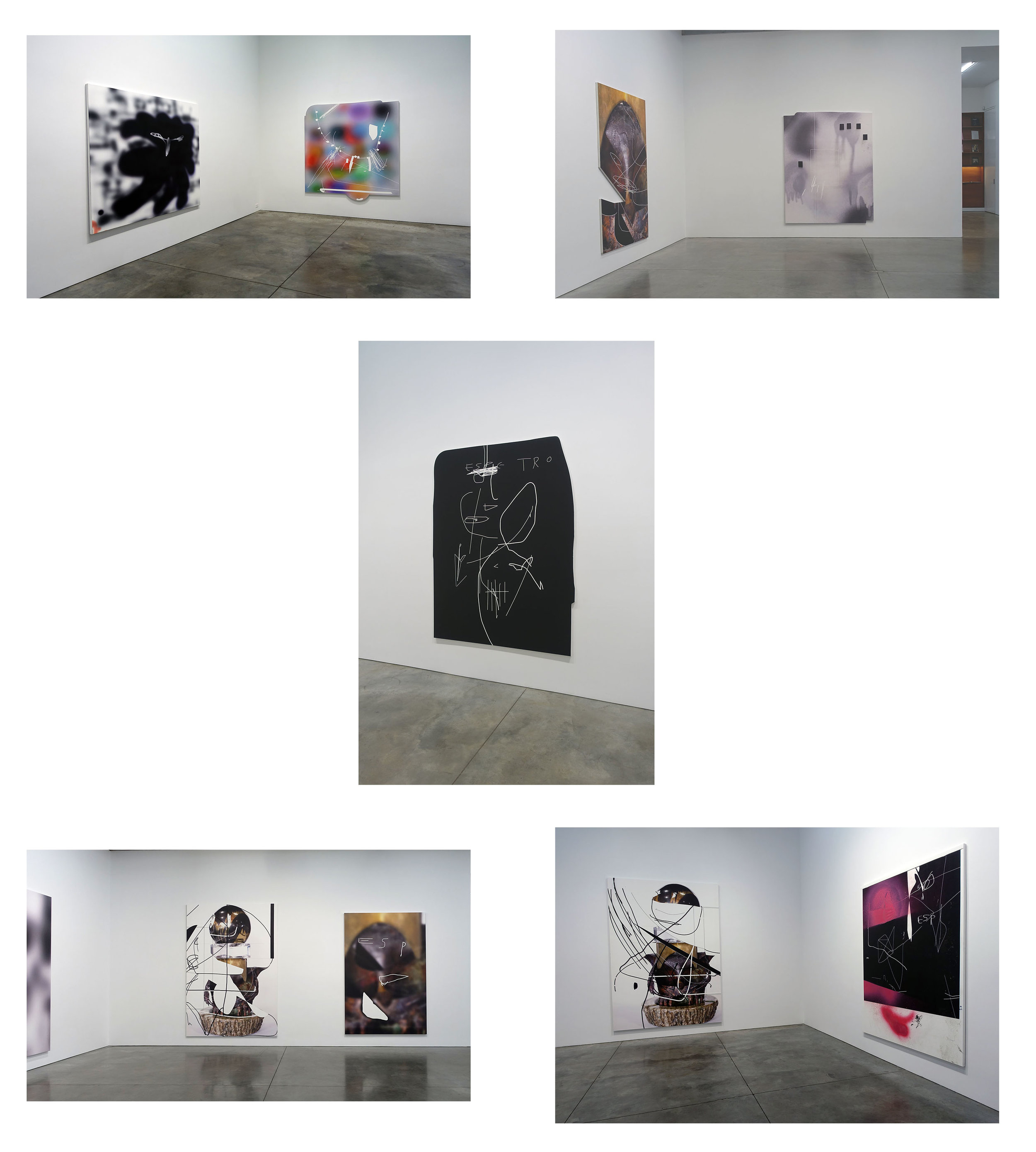 Jeff Elrod  @  Luring Augustine  531 West 24th Street, NY, NY