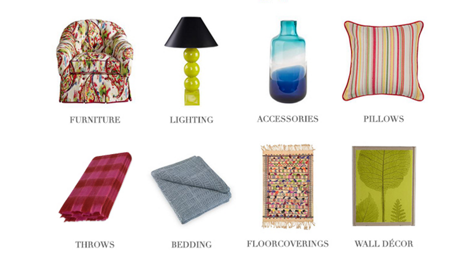 Curated Kravet is right there as an industry leader as always - showing off their colors~