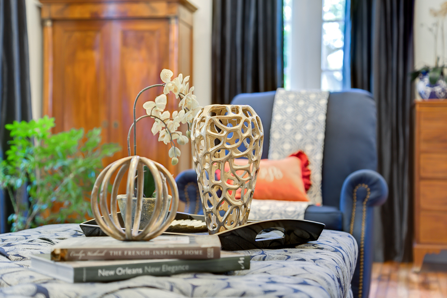 coffee table decor metairie uptown best interior design khb interiors