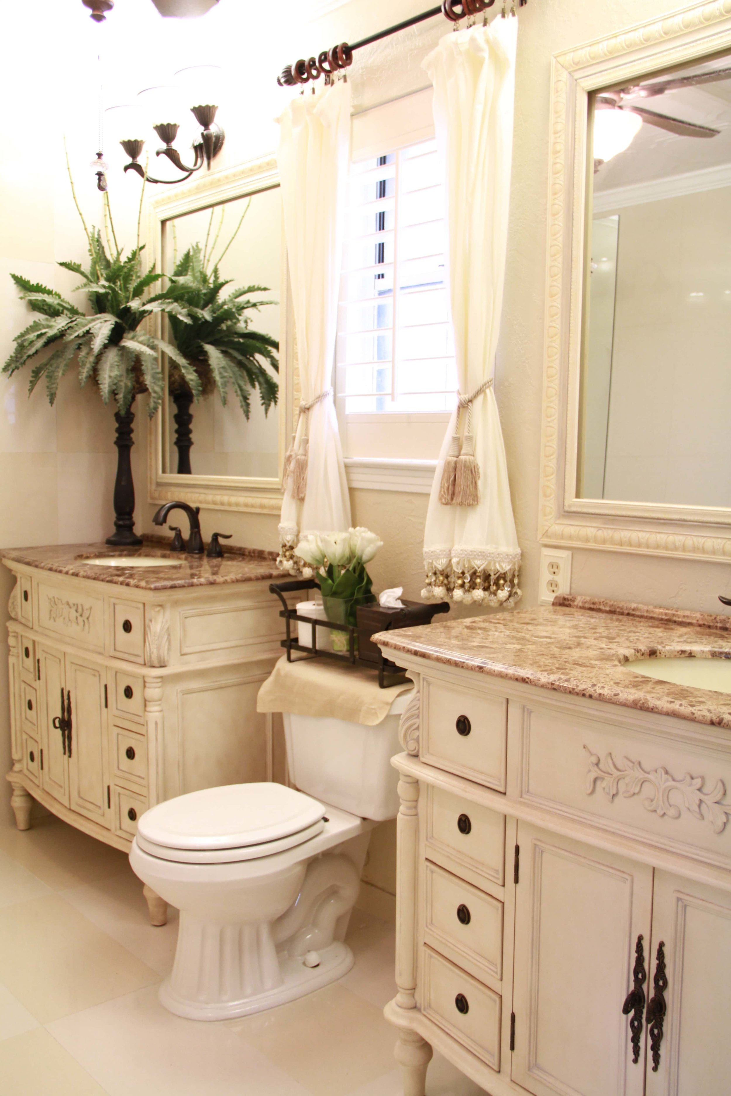 master bathroom window treatments best interior designers metairie khb interiors