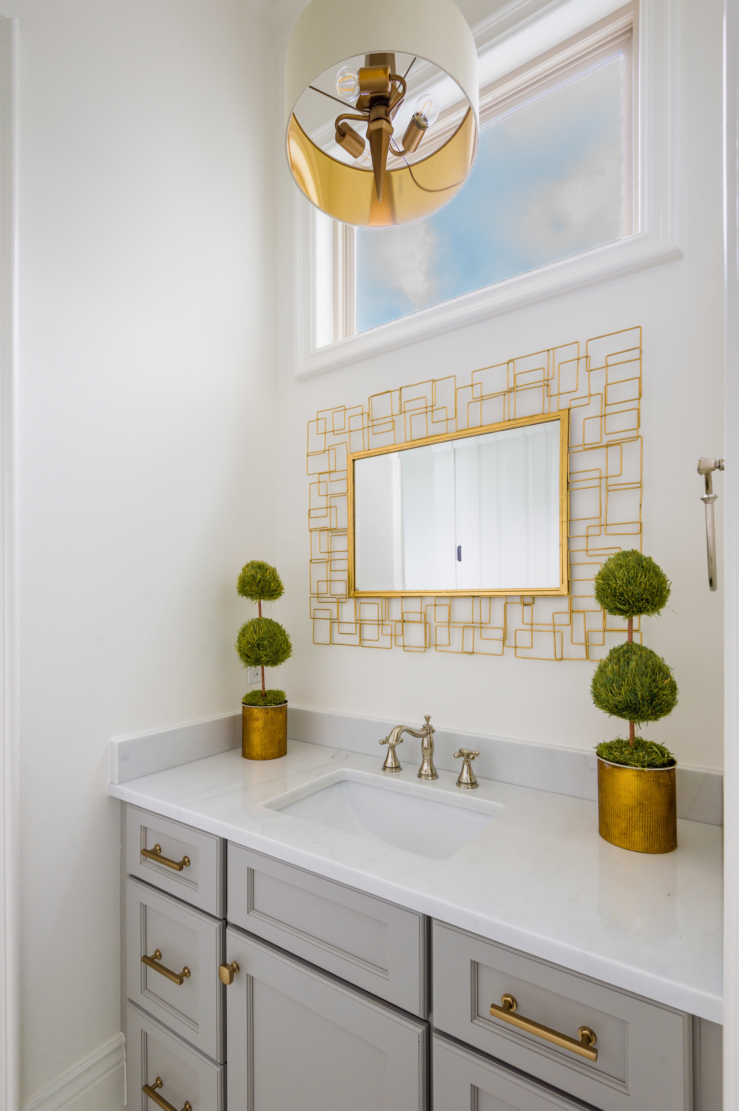 white gold gray bathroom vanity ideas new orleans interiors khb interiors
