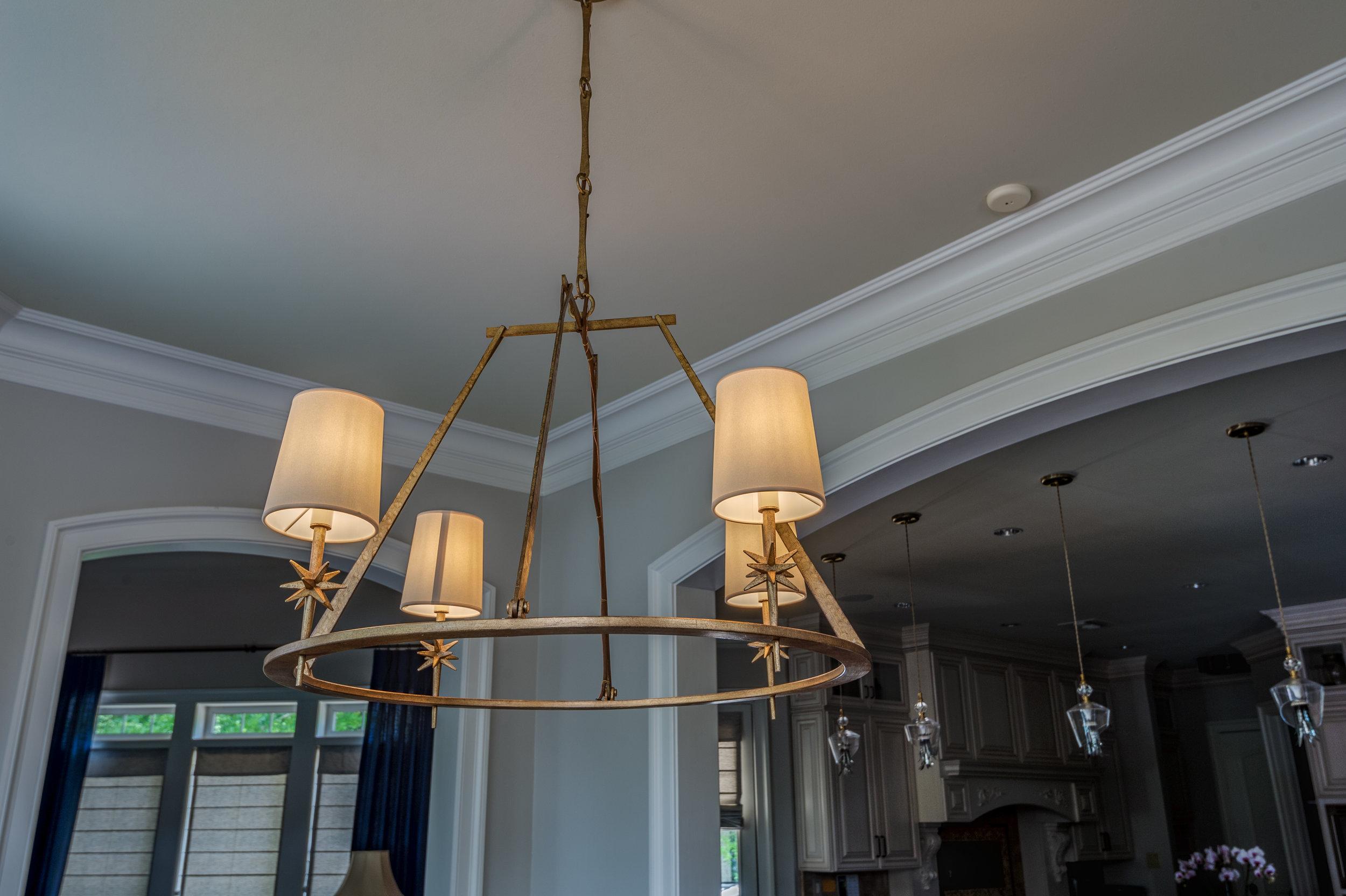 modern chandelier metairie uptown best interior design khb interiors