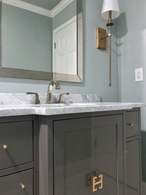 bathroom vanity color ideas new orleans design style khb interiors
