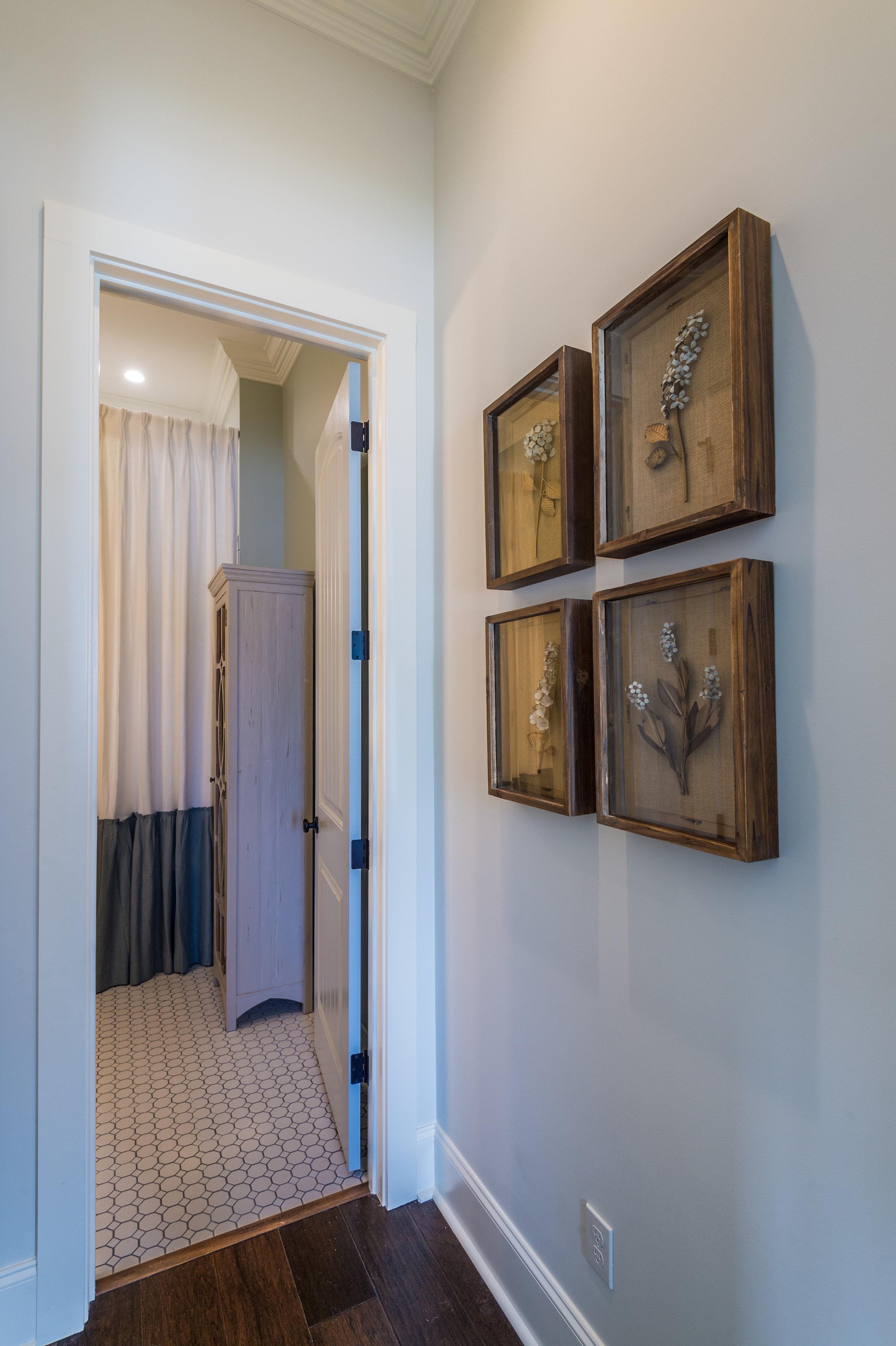 hallway wall art new orleans best interior designers khb interiors