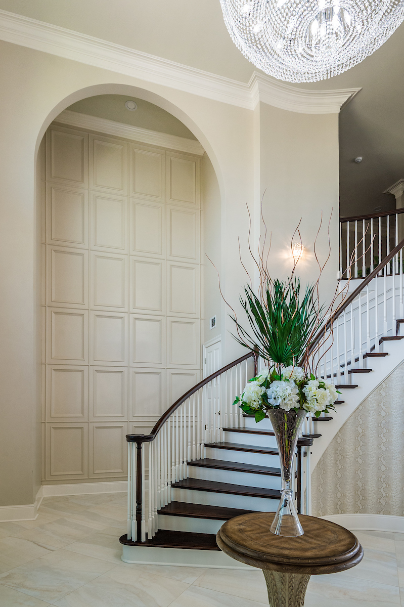 KHB Interiors classic interiors wallpaper river ridge lakeview new orleans interior designer .jpg
