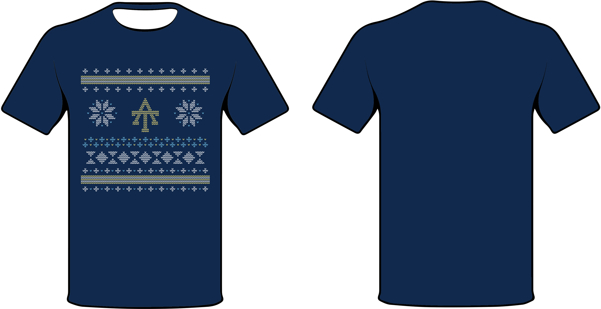 Anderson Holiday Shirt - 2015