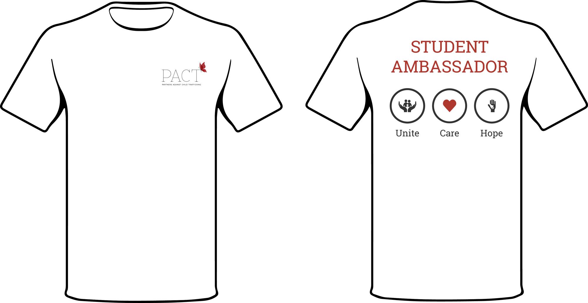 Student Ambassador Shirt