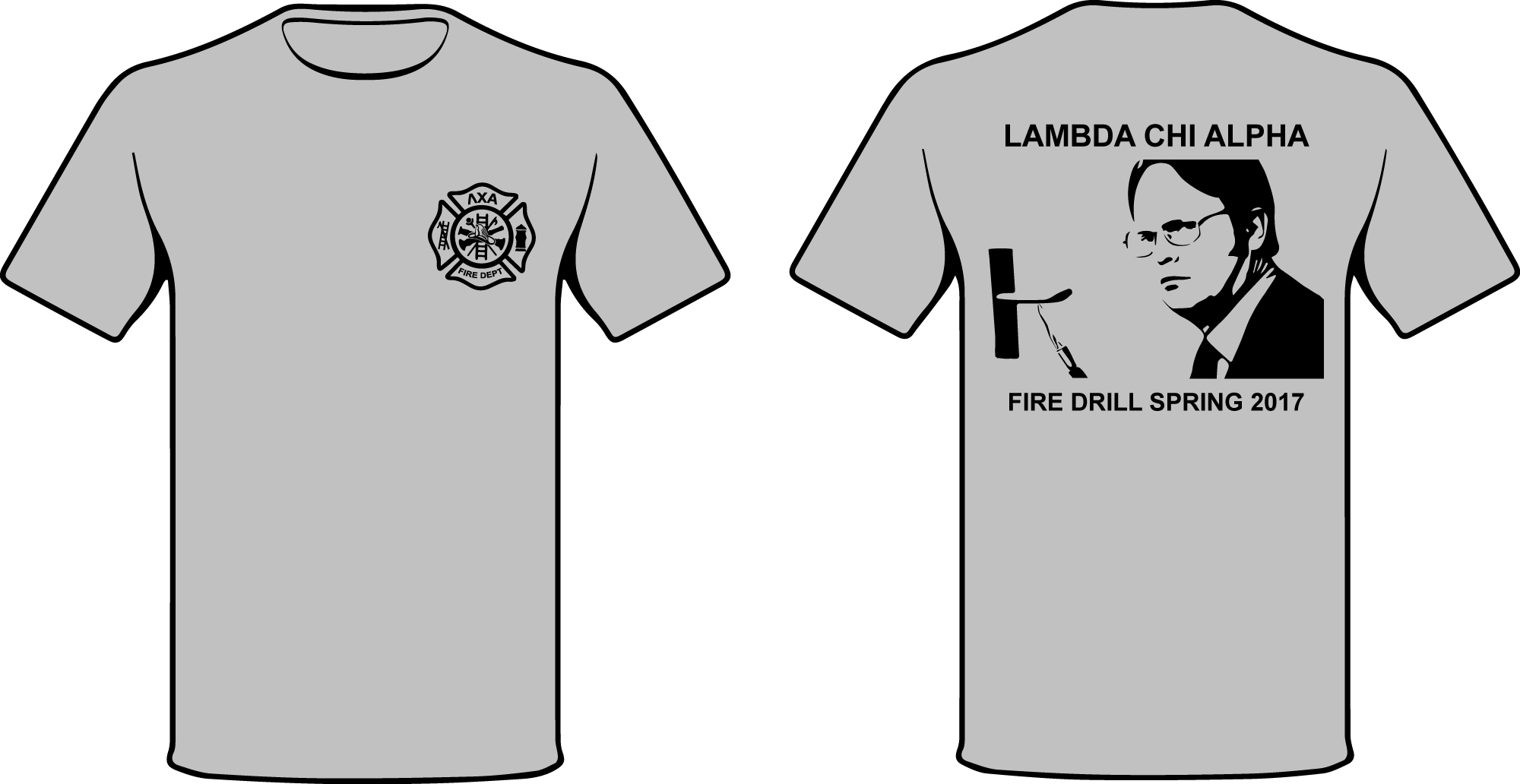 Lambda Chi Alpha Fraternity - 2017