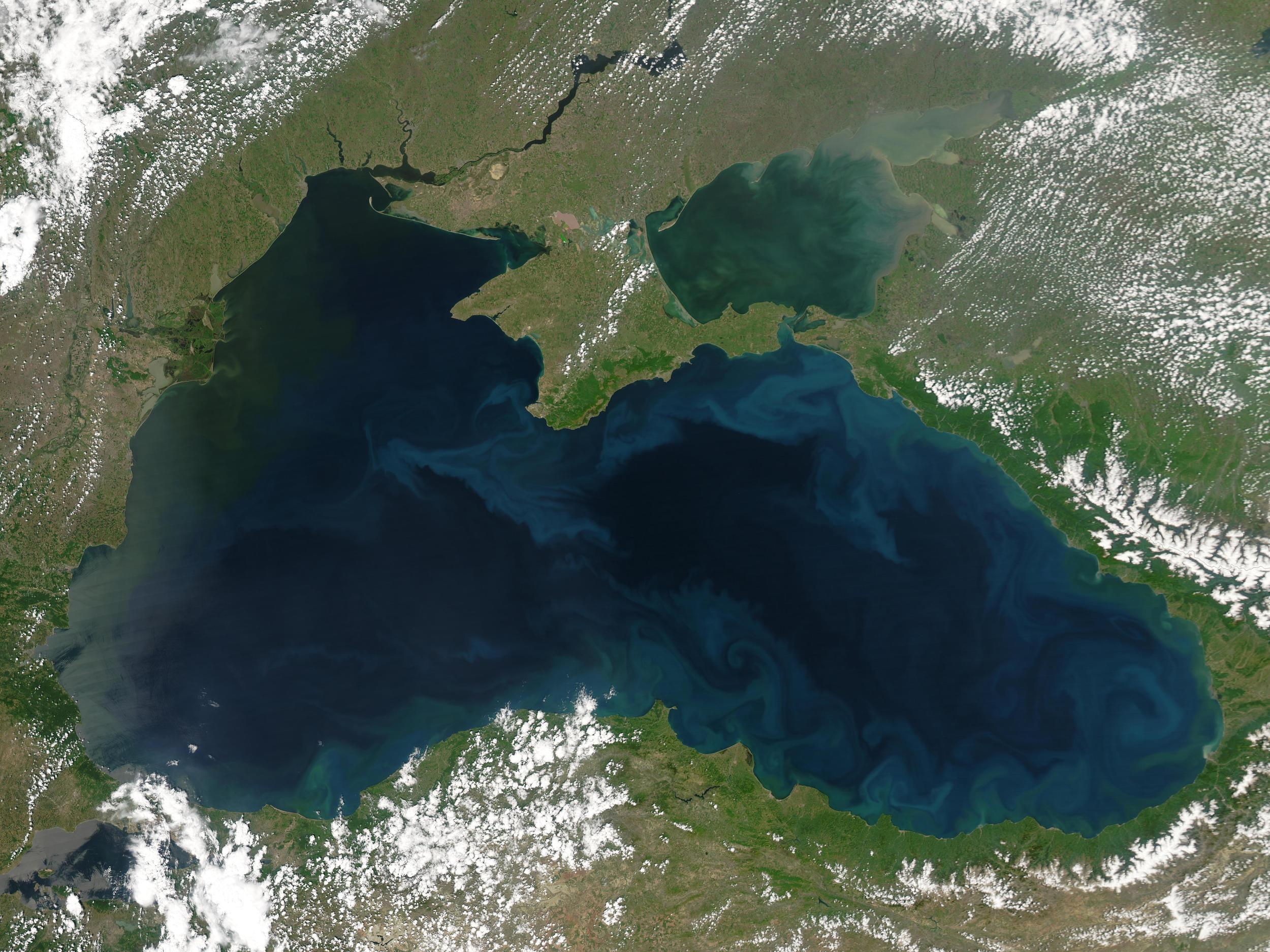The Black Sea | [public domain]