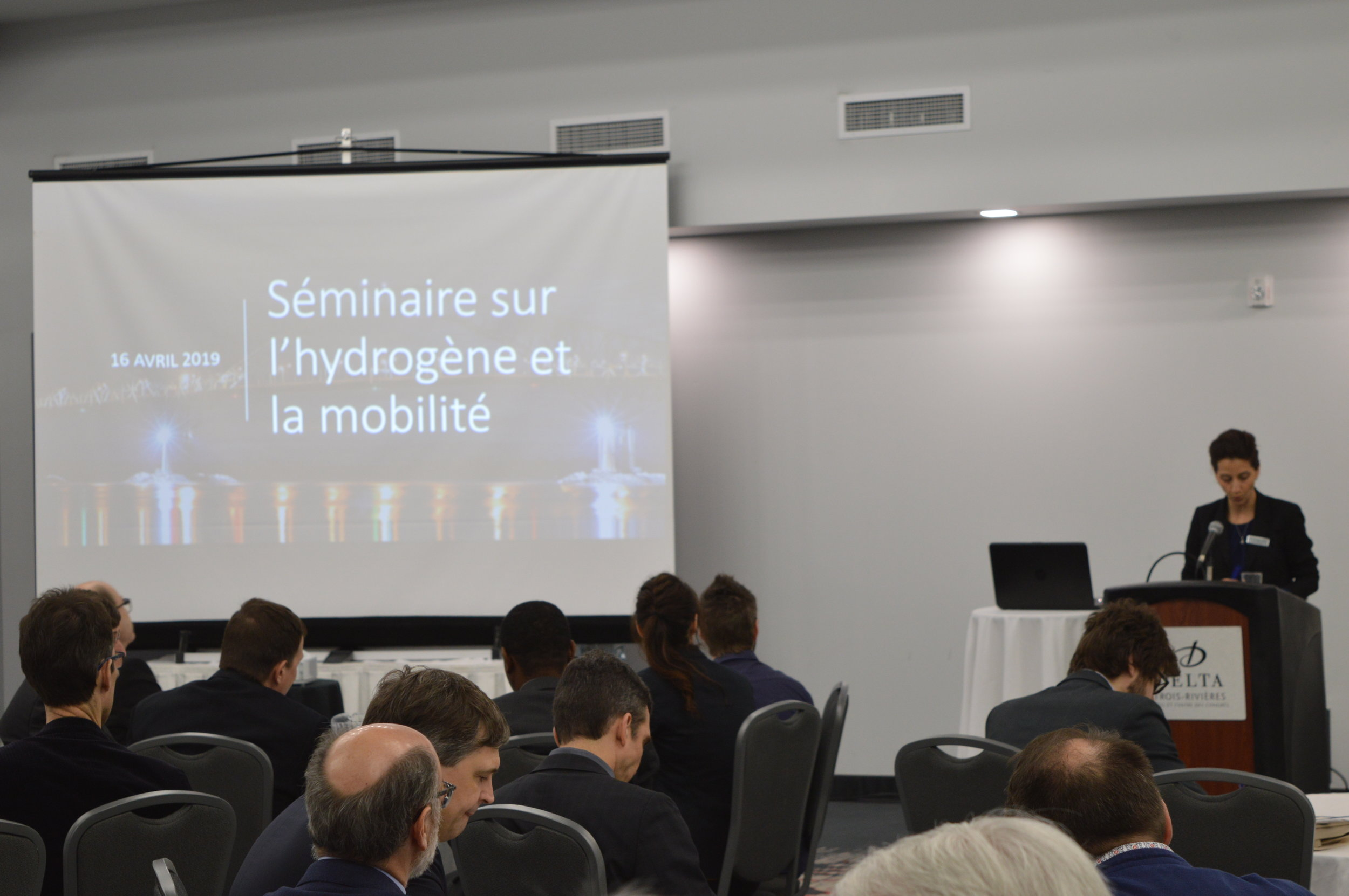 Ouverture du séminaire  par Josipa Petrunic // Opening of the seminar by Josipa Petrunic
