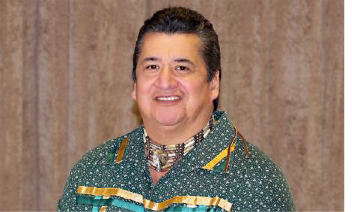 R. Stacey Laforme - Chief of the Mississaugas of the Credit First Nation (MCFN).