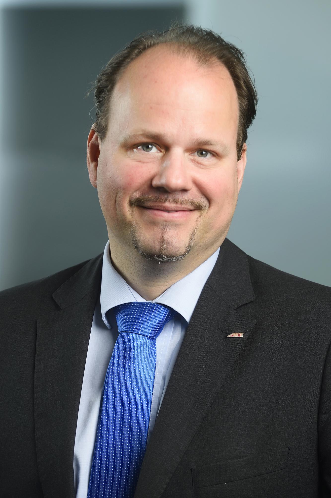 DI Juergen Zajicek - Austrian Institute of Technology