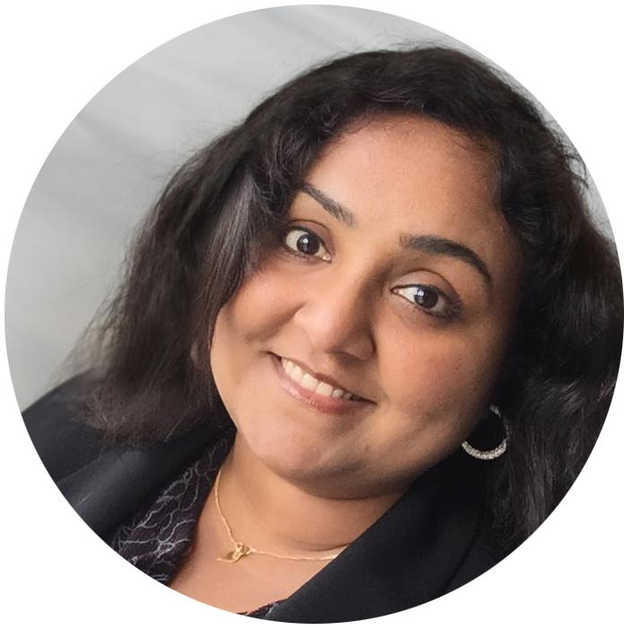 Moderator: Parvathy Pillai