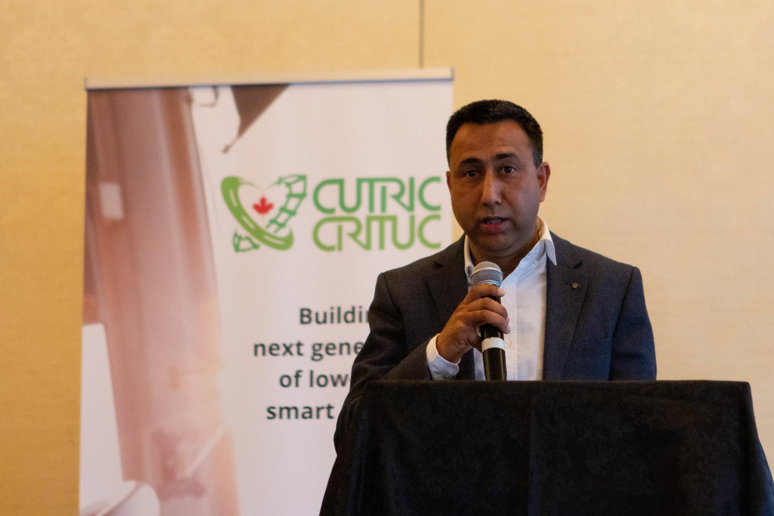 Deepak Anand - Member of Provincial Parliament for Mississauga – Malton.