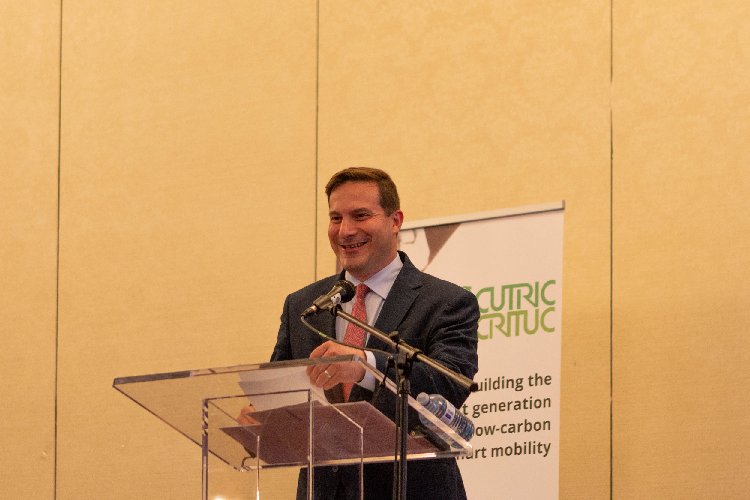 Marco Mendicino - Parliamentary Secretary to Minister of Infrastructure